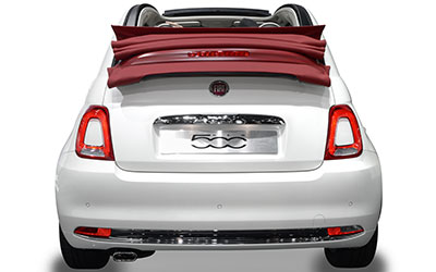 fiat 500c 1 2 8v 60th anniversary c leasing. Black Bedroom Furniture Sets. Home Design Ideas