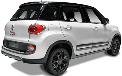 fiat 500l 1 6 16v multijet trekking rock n road leasing. Black Bedroom Furniture Sets. Home Design Ideas