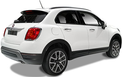 fiat 500x 1 6 e torq s design city look 4x2 leasing. Black Bedroom Furniture Sets. Home Design Ideas