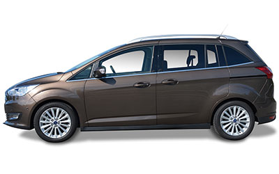 ford grand c max 1 5 ecoboost 110kw cool leasing. Black Bedroom Furniture Sets. Home Design Ideas