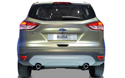 ford kuga 2 0 tdci 2x4 88kw titanium leasing. Black Bedroom Furniture Sets. Home Design Ideas