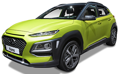 hyundai kona elektro 100kw trend leasing. Black Bedroom Furniture Sets. Home Design Ideas