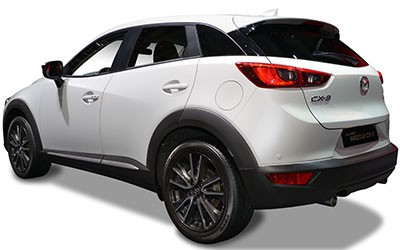 mazda cx 3 1 5 skyactiv d 115 sports line awd leasing. Black Bedroom Furniture Sets. Home Design Ideas