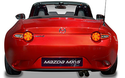 mazda mx 5 roadster 1 5 skyactiv g 132 sports line leasing. Black Bedroom Furniture Sets. Home Design Ideas