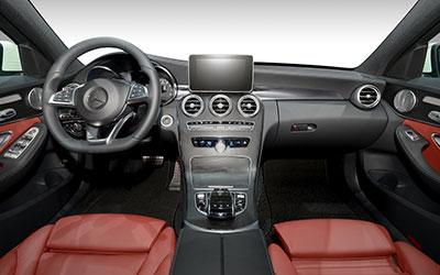 mercedes benz c klasse limousine c 350 e autom leasing. Black Bedroom Furniture Sets. Home Design Ideas