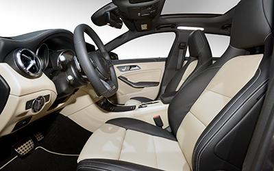 Mercedes benz cla 220 4matic dct score shooting brake for Mercedes benz credit score for lease