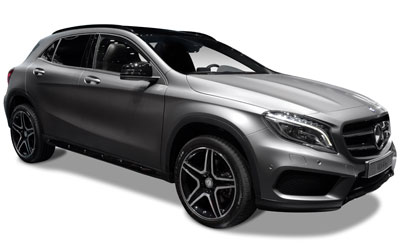 mercedes benz gla klasse offroader gla 250 4matic dct amg line leasing. Black Bedroom Furniture Sets. Home Design Ideas