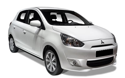 mitsubishi space star 1.2 diamant edition cleartec leasing