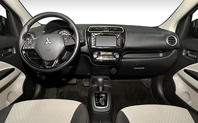 mitsubishi space star 1.0 mivec diamant edition leasing - directlease.de