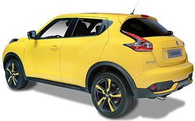 Nissan juke 1 5 dci n vision leasing for Nissan juke angebote