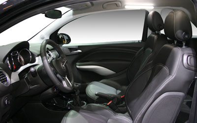 opel adam open air 120 jahre 1 4 74kw s s leasing. Black Bedroom Furniture Sets. Home Design Ideas