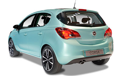 opel corsa 5 t rer 1 2 edition leasing. Black Bedroom Furniture Sets. Home Design Ideas