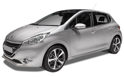 peugeot 208 5 t rer 1 2 style puretech 82 leasing. Black Bedroom Furniture Sets. Home Design Ideas