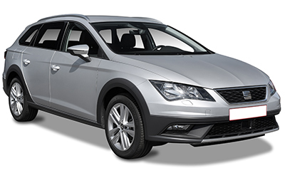 seat leon st kombi 2 0 tsi st leasing. Black Bedroom Furniture Sets. Home Design Ideas