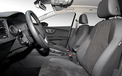 seat leon st kombi st 1 2 tsi 63kw leasing. Black Bedroom Furniture Sets. Home Design Ideas