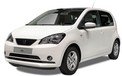 seat mii 1 0 44kw style asg leasing. Black Bedroom Furniture Sets. Home Design Ideas
