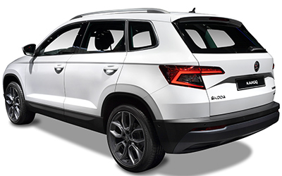 skoda karoq 2 0 tdi scr dsg 4wd style leasing. Black Bedroom Furniture Sets. Home Design Ideas