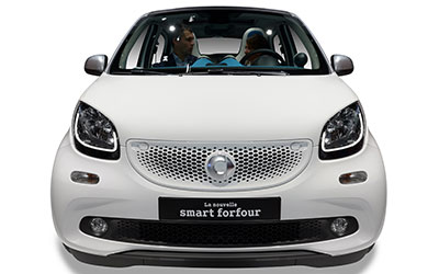 smart forfour 0 9 66kw edition 1 leasing. Black Bedroom Furniture Sets. Home Design Ideas
