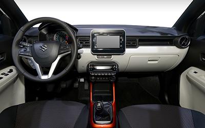 Suzuki Ignis 12 DUALJET Basic Leasing