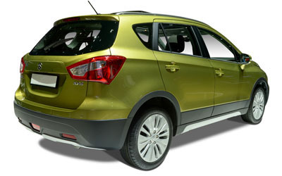 suzuki sx4 s cross 1 4 boosterjet comfort leasing. Black Bedroom Furniture Sets. Home Design Ideas