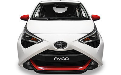 toyota aygo 1 0 l vvt i x play leasing. Black Bedroom Furniture Sets. Home Design Ideas