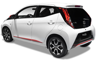 toyota aygo 1 0 l vvt i x wave leasing. Black Bedroom Furniture Sets. Home Design Ideas