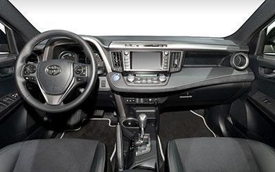 toyota rav4 2 5 l hybrid style selection auto 4x2 leasing. Black Bedroom Furniture Sets. Home Design Ideas