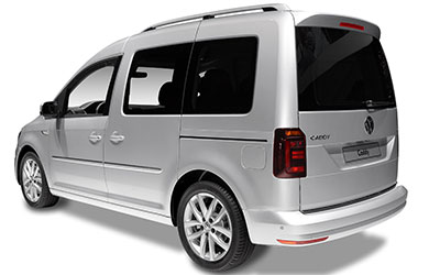 volkswagen caddy 2 0tdi 75kw conceptline bluemotion. Black Bedroom Furniture Sets. Home Design Ideas