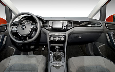 volkswagen golf sportsvan 1 2 tsi 81kw dsg lounge bmt. Black Bedroom Furniture Sets. Home Design Ideas