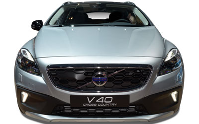 volvo v40 cross country d3 geartronic leasing. Black Bedroom Furniture Sets. Home Design Ideas
